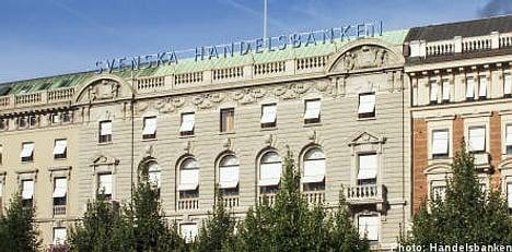 Loan loss fall boosts Handelsbanken profits