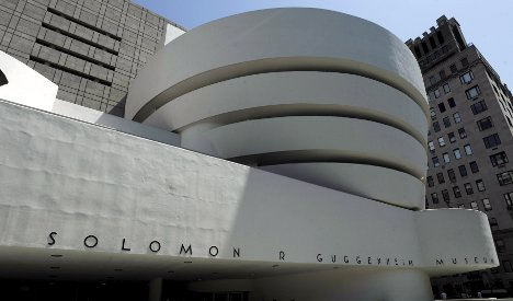 Guggenheim 'Lab' set to swing through Berlin