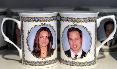 British ambassador stunned by interest in royal wedding
