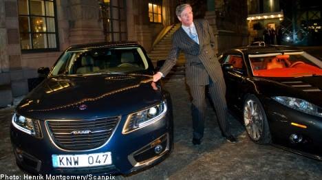 Saab debts mount as cash search continues