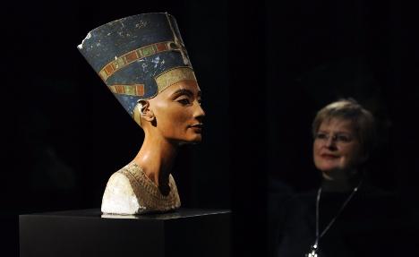 Egypt to demand Nefertiti bust's return officially