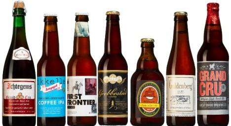 Beer in Sweden: a look at new springtime brews