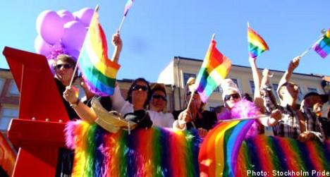 Christian Democrats sign up for Stockholm Pride