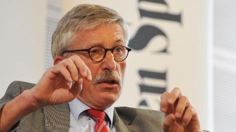 Sarrazin blasts SPD immigrant quota plan