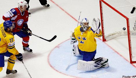 Norway stun Sweden with historic hockey win