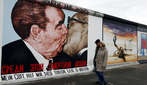 East Side Gallery artists sue over Berlin Wall restoration