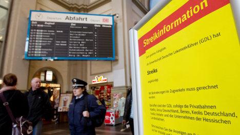 Private train drivers to strike again