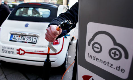 Germany reportedly mulling e-car subsidies