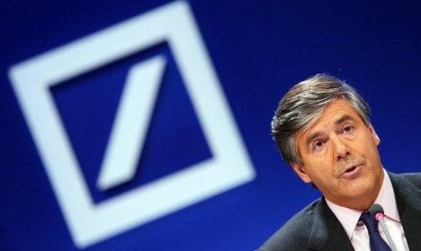US sues Deutsche Bank for mortgage fraud