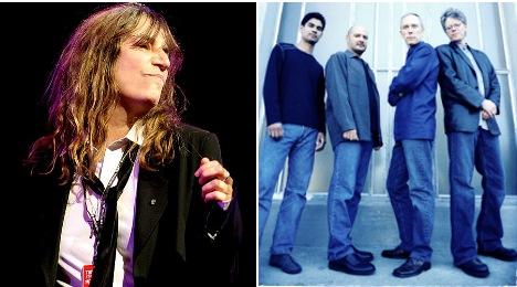 Patti Smith shares Polar Music Prize