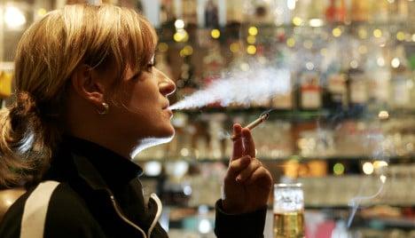 Pub smoking still widespread despite ban