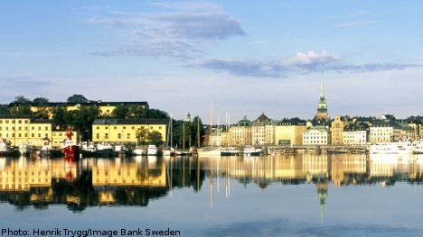 Stockholm still Swedes' favourite destination