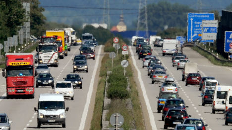 Holidaymakers face summer transport chaos
