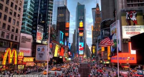 Norwegian set to launch Stockholm-New York flights