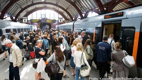 Veolia takes over Öresund train services