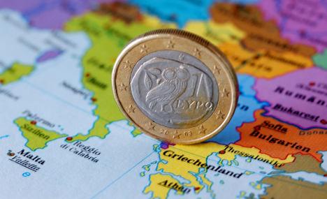 Schäuble pushes for Greek debt restructuring