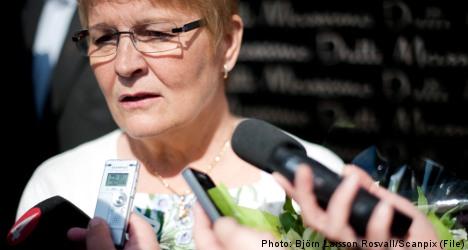 Olofsson faces new 'step down' calls