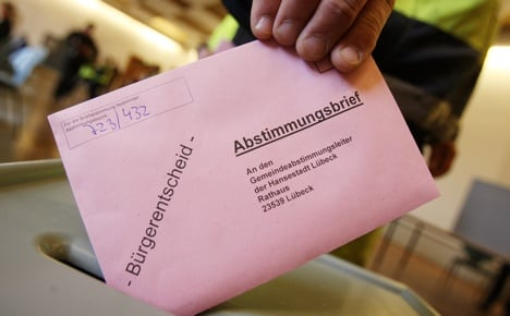 Germans want more direct democracy