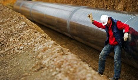 Coalition MPs back Gazprom stake in EON