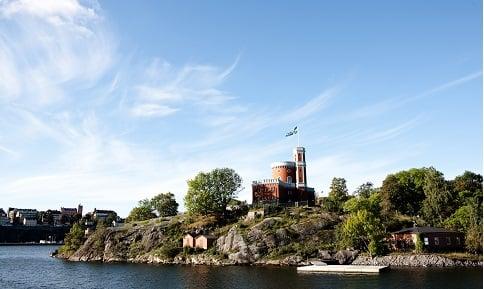 Island hopping in Stockholm's archipelago