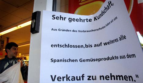 Spain threatens to sue Hamburg for E. coli scare
