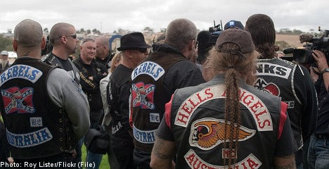 Man stabbed to death at bikers' meet up