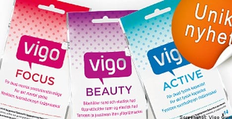 Outrage over Swedish gum's 'beauty' claims