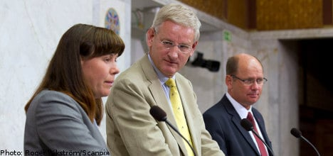 Riksdag votes to extend Libya mission