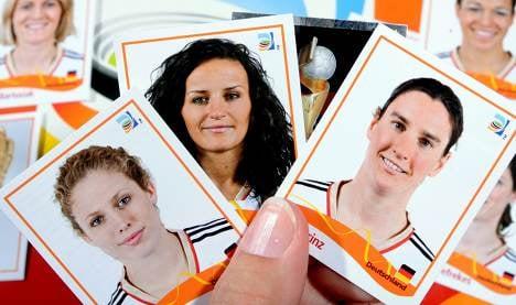 Sticky start for women's World Cup album