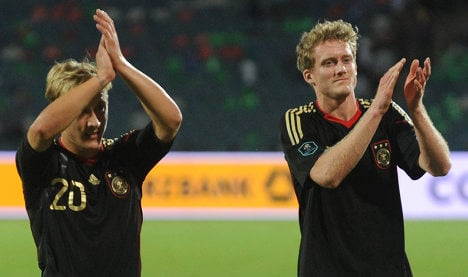 Big win against Azerbaijan in Euro football qualifying