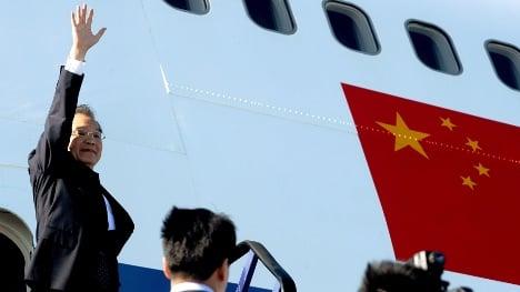 China a challenge to German economy, Rösler says