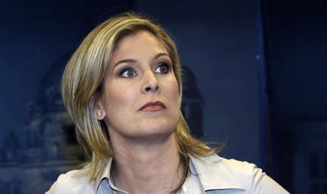 Koch-Mehrin keeps European Parliament seat despite plagiarism