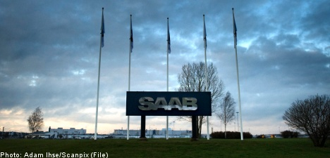 Saab to staff: go home for two more weeks
