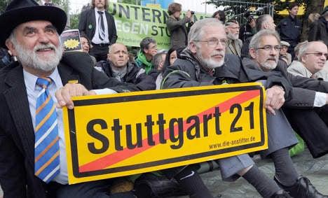Stuttgart 21 rail project construction to restart