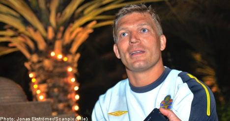 Marcus Allbäck named in bribery probe