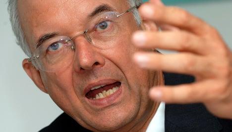 Former Merkel advisor's tax plan unfair, CSU says