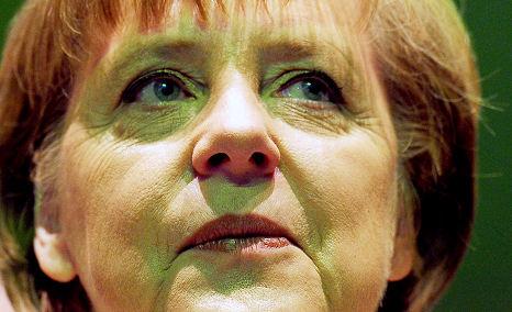 Merkel disappoints elites, but not average Germans