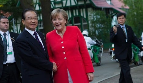 Berlin treads China human rights tightrope