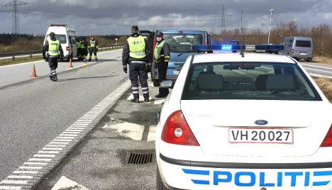 Germany slams Danish border control plan
