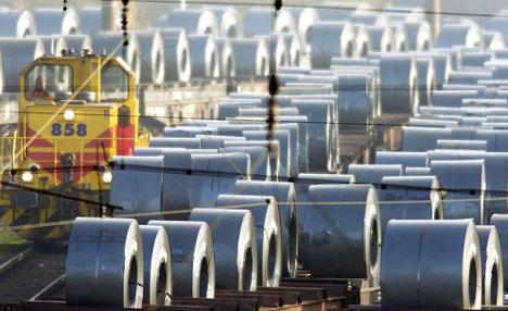 Industrial orders rebound