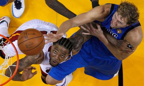 Nowitzki's drive for NBA glory inspires German basketball dreams
