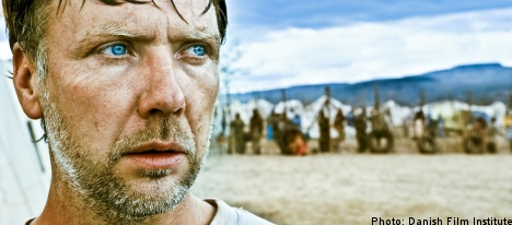 Mikael Persbrandt in new cocaine bust