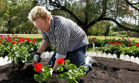 Becker's holiday home confiscated by court over gardening bill