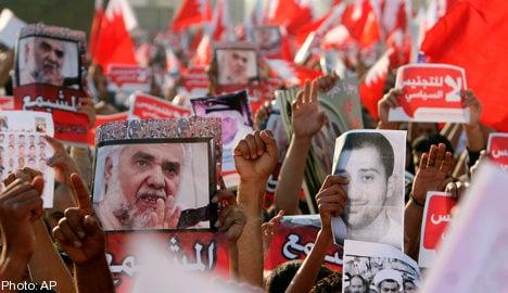 Swedish activist gets life sentence in Bahrain