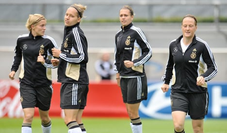 Germany, US and Brazil favourites at Women's World Cup