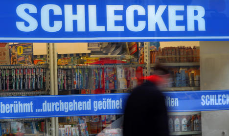 Schlecker drugstore to close hundreds of shops, revamp image