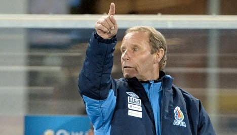 Former Germany coach Vogts attacked in Baku