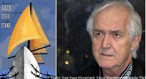 Mankell commits to Gaza aid trip