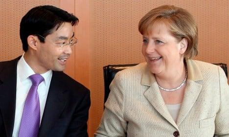 Merkel reportedly promises FDP tax cuts