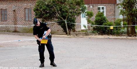 Mystery shrouds Swedish farmer's death